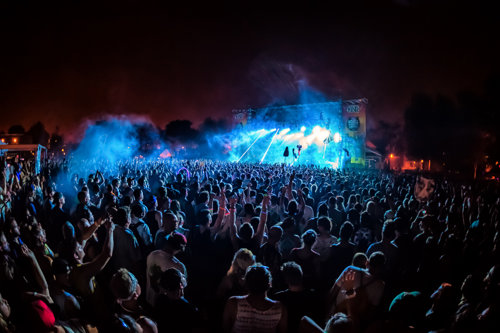 The Chemical Brothers at North Coast Music Festival 2015