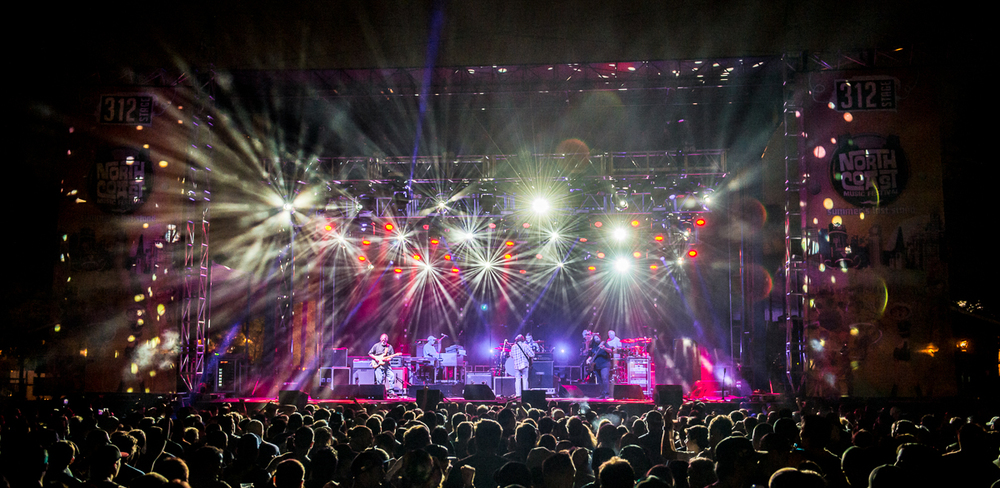 Widespread Panic 2015