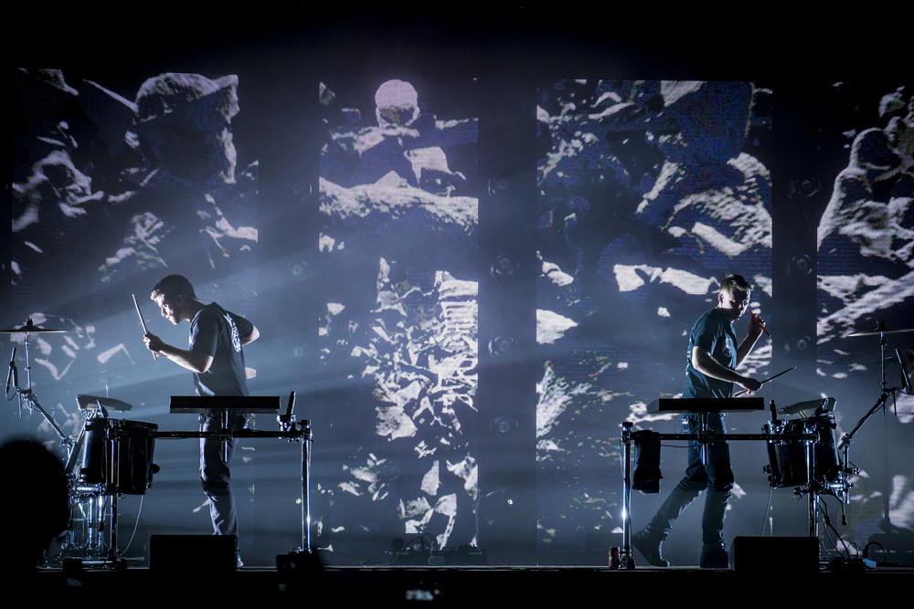 ODESZA at Aragon Ballroom 2015