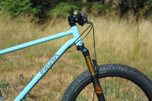 19042ca0e49 Custom steel XC, trail and all mountain hardtail — Prova Cycles ...
