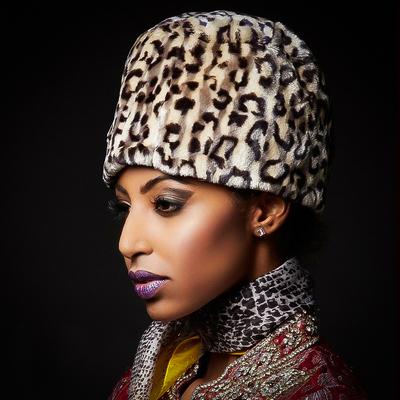 Roshanara Ebrahim (Model)