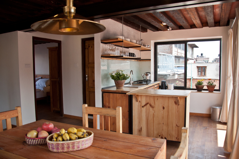 Cosy nepal for Kitchen design in nepal