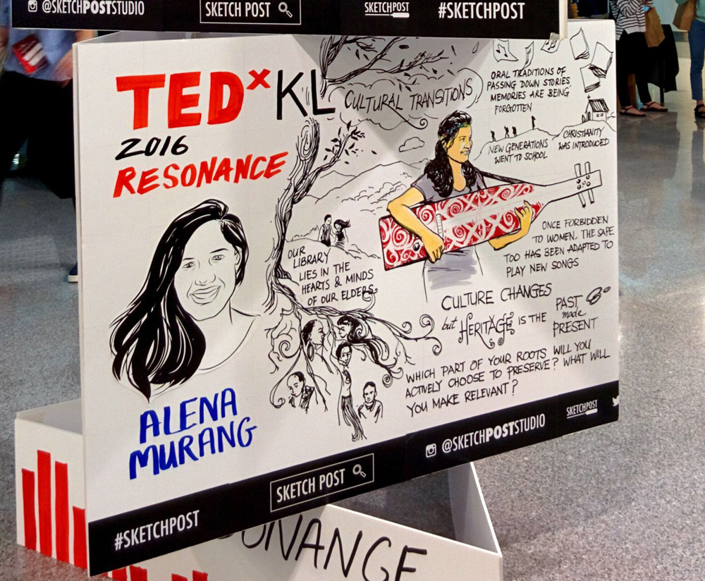 Copy of TEDxKL - Alena Murang