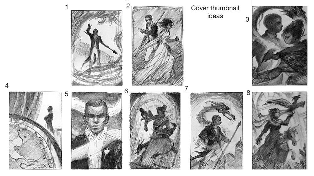 Cover thumbnails