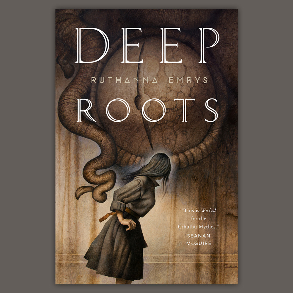 Deep Roots - Illustration by John Jude Palencar