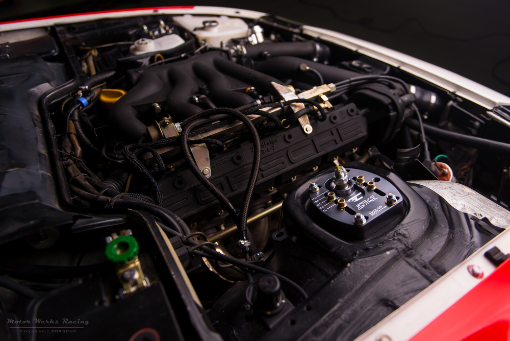 Porsche 944 Turbo Race Engine
