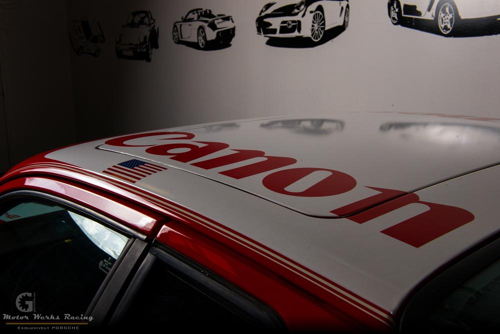 Motor Werks Racing Porsche 924 GTR