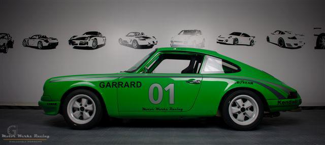 Motor Werks Racing Porsche 911 Garrard Tribute