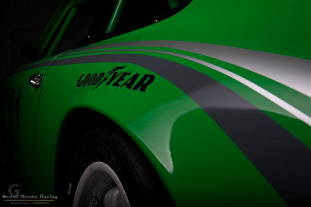 1969 Porsche 911 Track Car