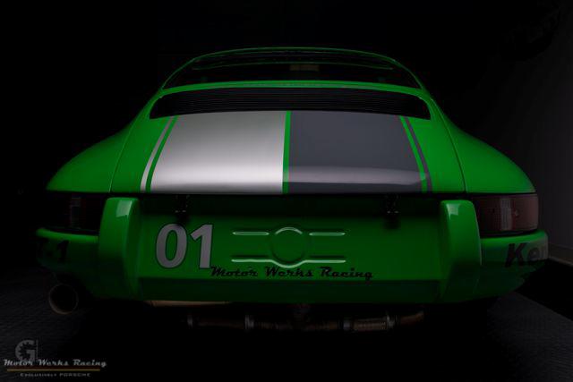Porsche 911 S Custom Exhaust System