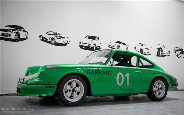 Classic Porsche 911 Race / Track Car