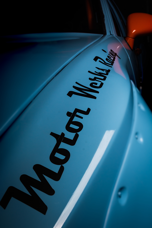 Porsche 944 GT Body