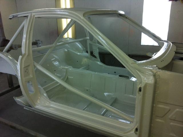 Motor Werks Racing Porsche 944 Weld In Roll Cage