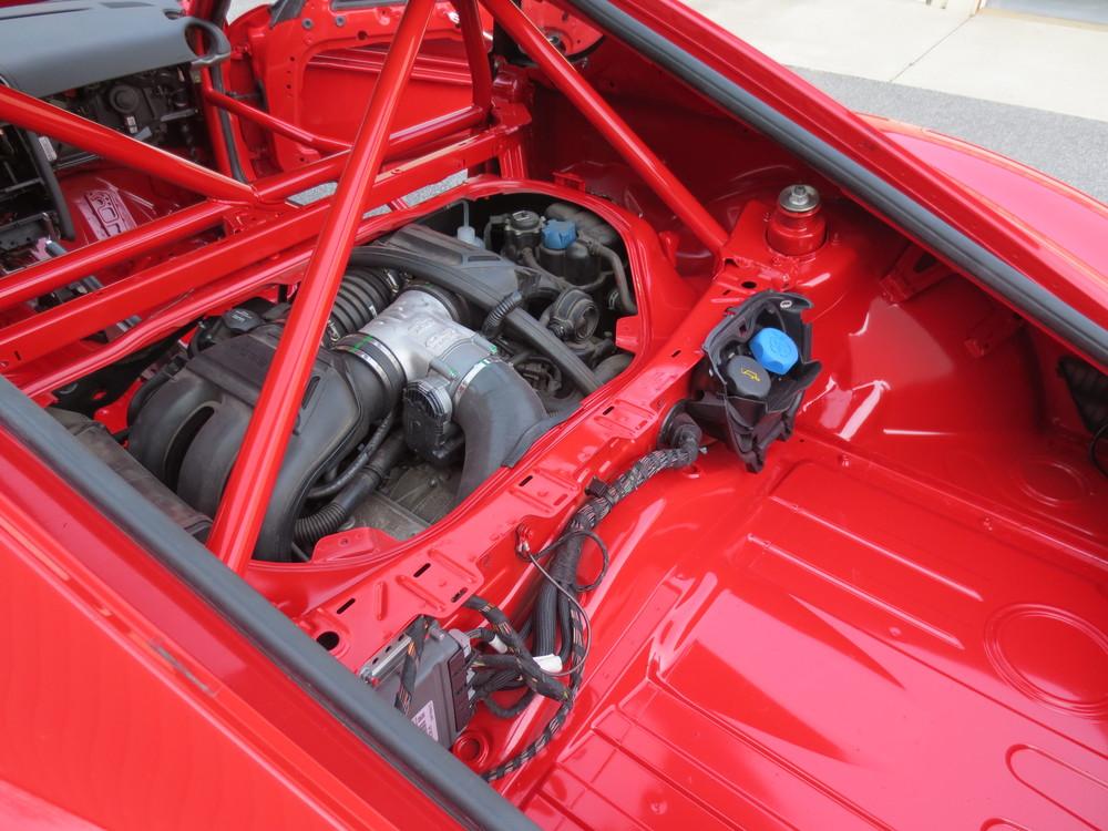 Motor Werks Racing Porsche Cayman Roll Cage
