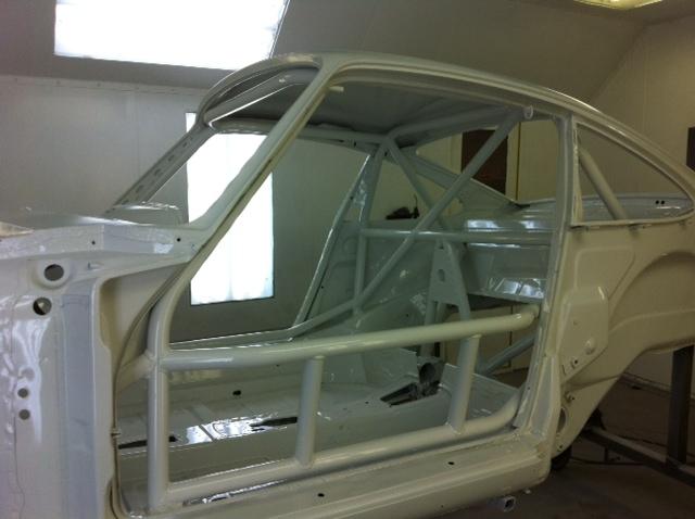 Motor Werks Racing Porsche 993 Weld In Door Bars