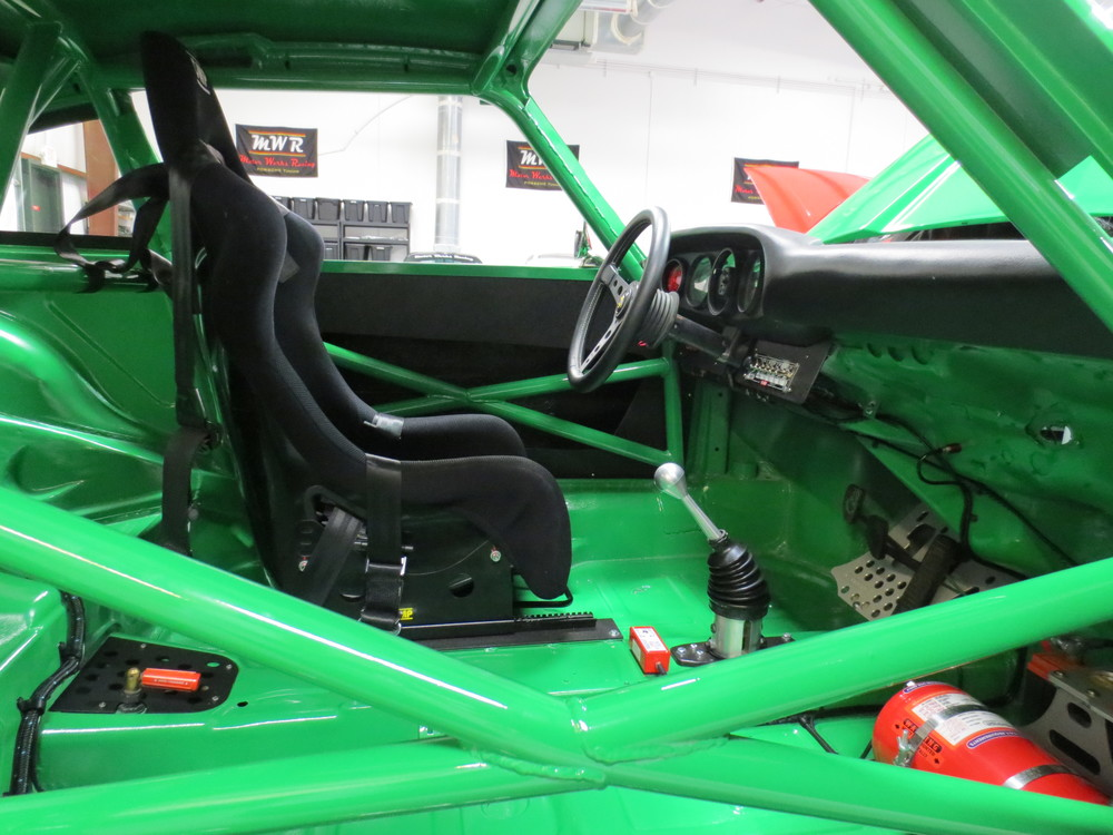 Motor Werks Racing Porsche Weld In Door Bars