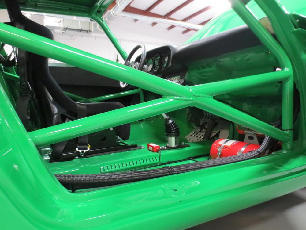 Motor Werks Racing Porsche 911 Door Bars