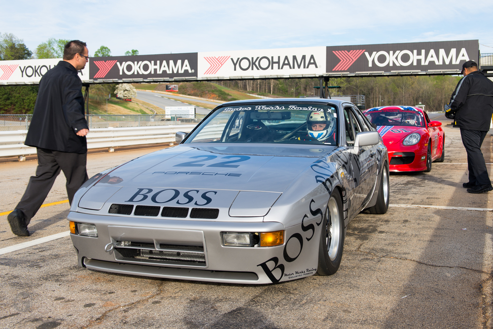 Motor Werks Racing Porsche 924 & Porsche Cayman