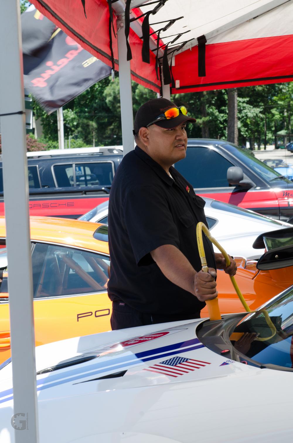 Motor Werks Racing Porsche Cup Support