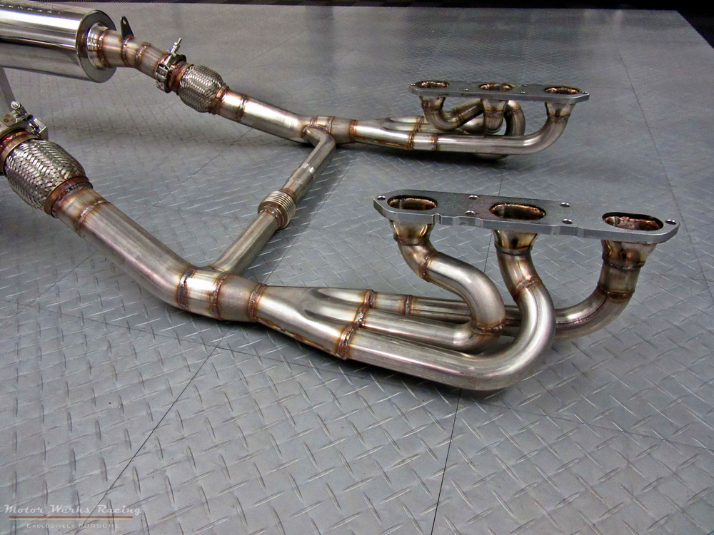 Motor Werks Racing Porsche Headers & Exhaust