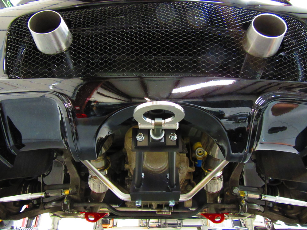 Motor Werks Racing Porsche Boxster Headers & Exhaust