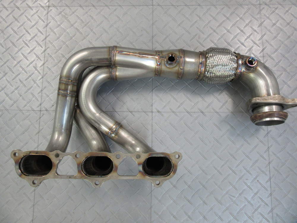 Motor Werks Racing Custom Porsche Headers