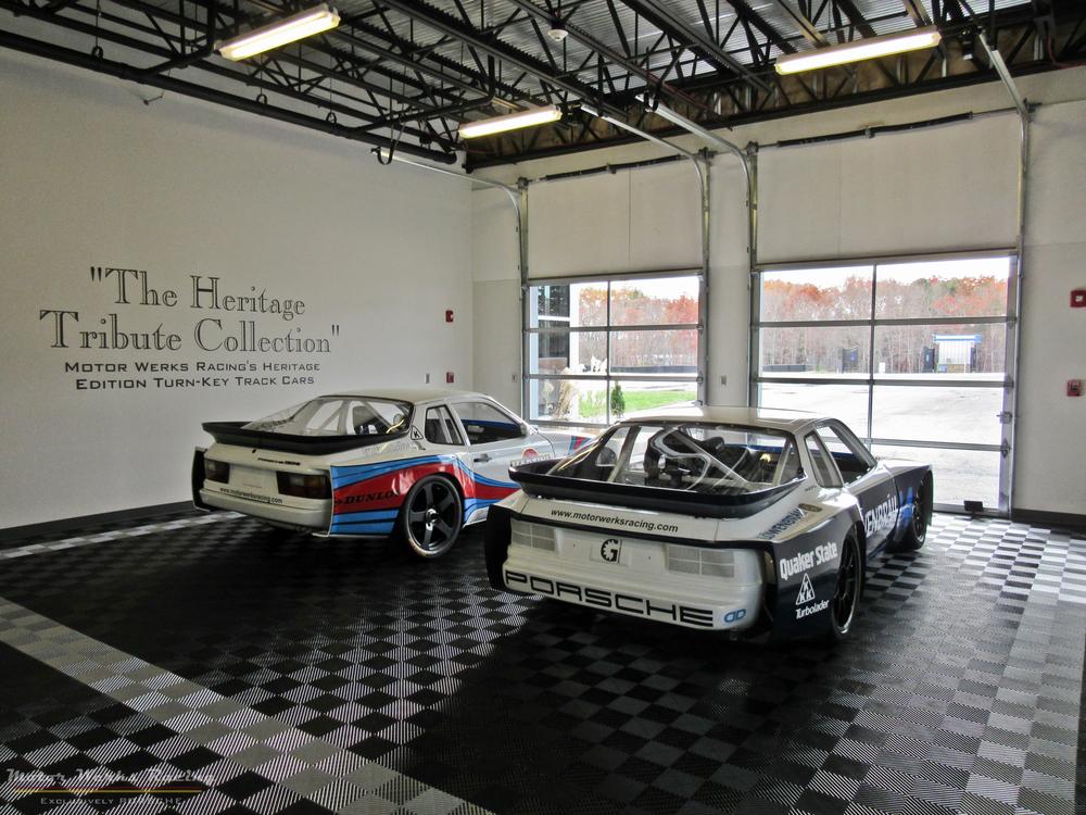 Motor Werks Racing Porsche 924 GTP at Atlanta Motorsports Park