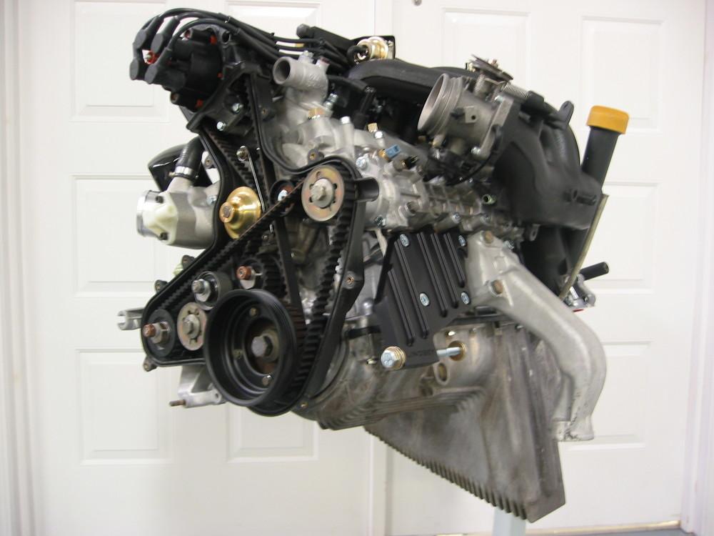 Porsche Race Engine Rebuilding Services