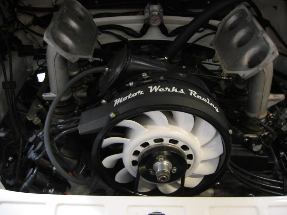 Porsche 911 Engine Rebuilding