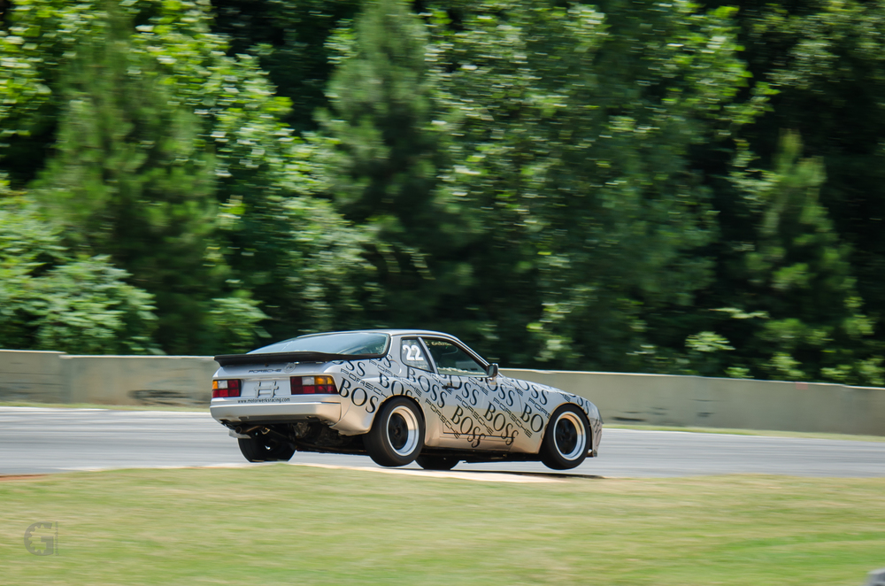 Motor Werks Racing Purpose Built Track Car 924 GT