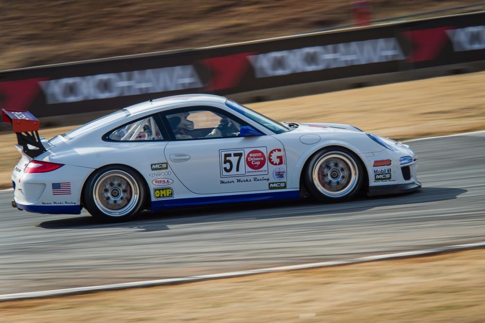 Motor Werks Racing Porsche Cup Track Support