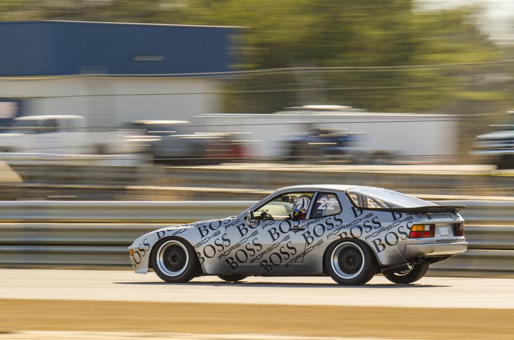 Motor Werks Racing Porsche 924 Track Support