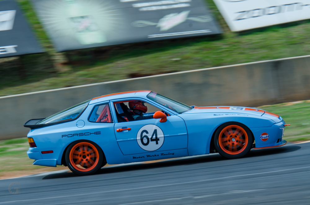 Motor Werks Racing Purpose Built Track Car