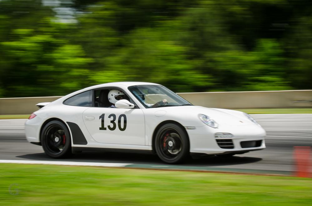 Motor Werks Racing Track Support - Porsche 997