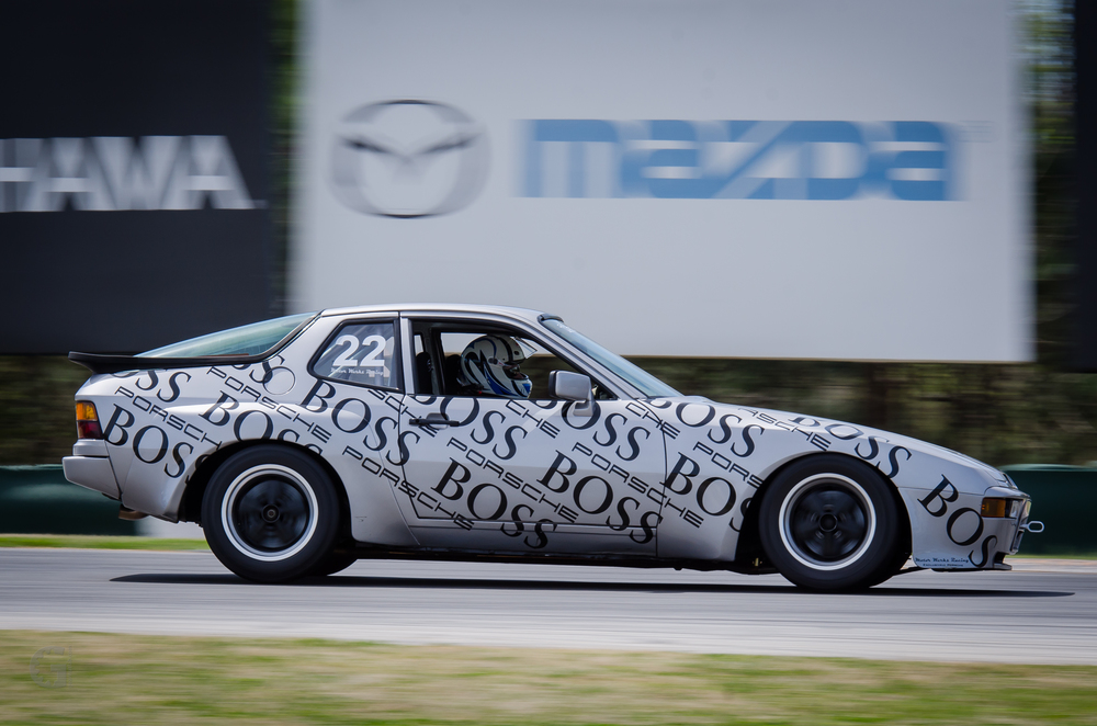 Motor Werks Racing Purpose Built Track Car - Porsche 924 GT Powered by our 1.8T Engine Conversion