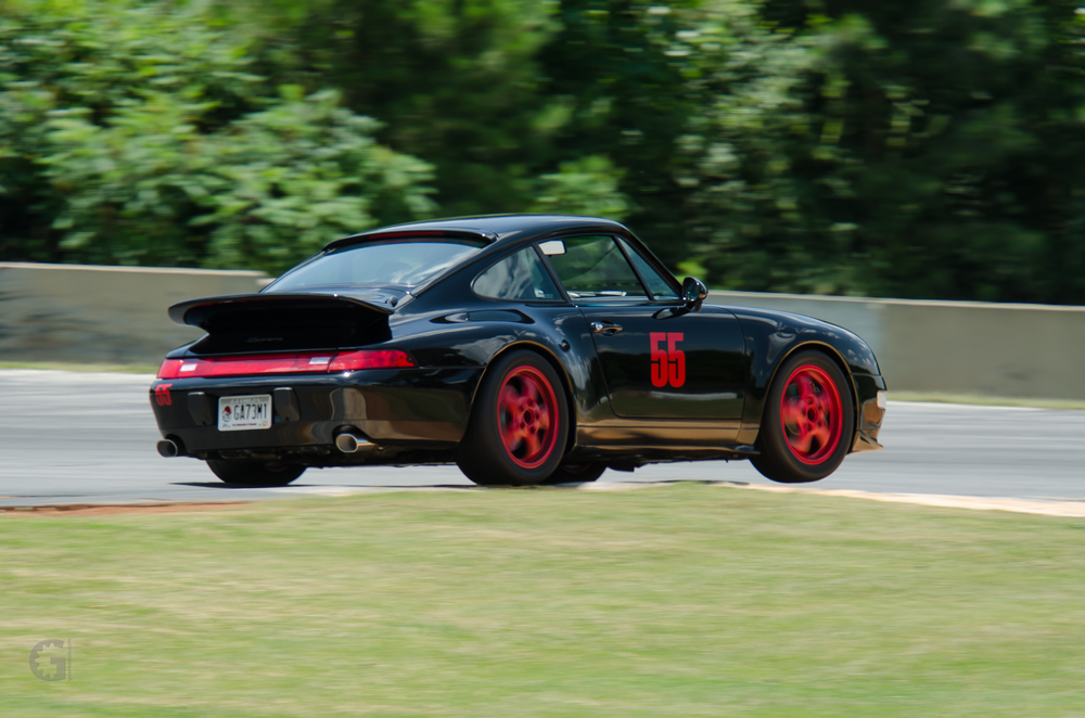 Motor Werks Racing Porsche 993 Track Support