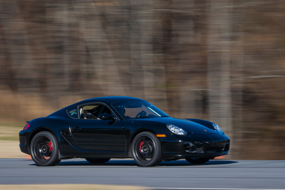 Motor Werks Racing Purpose Built Track Cayman