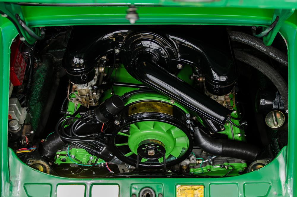 Classic Porsche Engine Rebuild