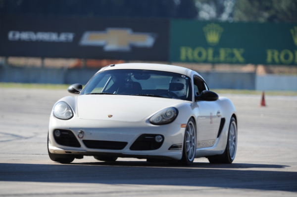 Motor Werks Racing is my choice for track preparation of my 2012 Cayman R because they provide top quality advice and service that is unparalleled. With Motor Werks, I know my car will be ready for the demands of track driving. The quality of their work shows at the track events I attend, as their customer cars are beautiful, well prepared, reliable and extremely capable of turning excellent laps. Motor Werks Racing is a fantastic resource for drivers of all Porsche models.    ~ Alan Kendall