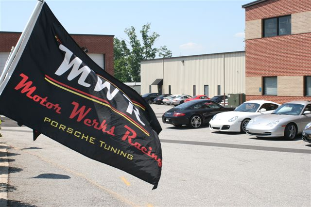 Motor Werks Racing Exclusively Porsche Performance & Service Shop