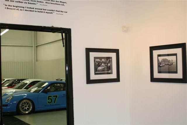 Motor Werks Racing Porsche Race Shop