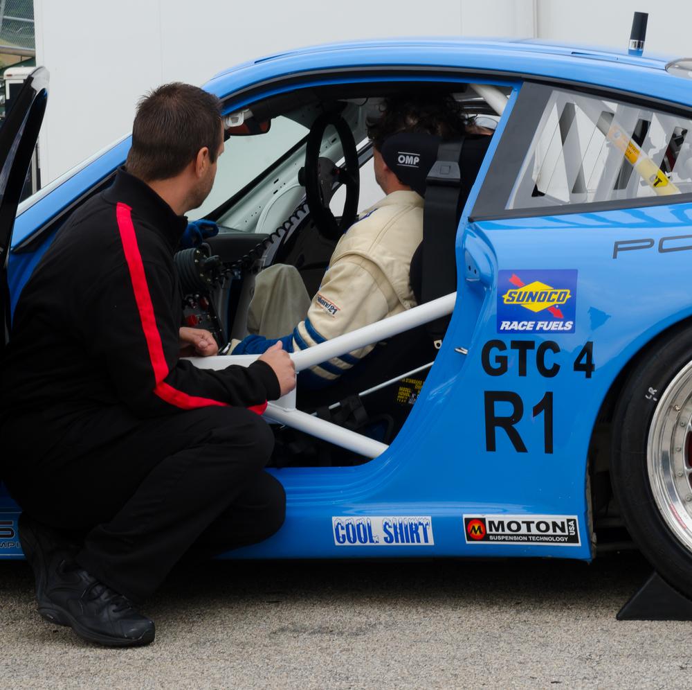 Motor Werks Racing Porsche 997 Cup Car