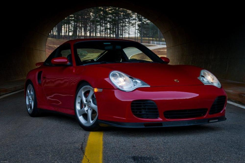 Porsche 996 Twin Turbo