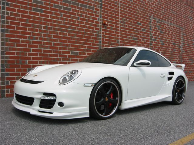 Porsche 997 Twin Turbo