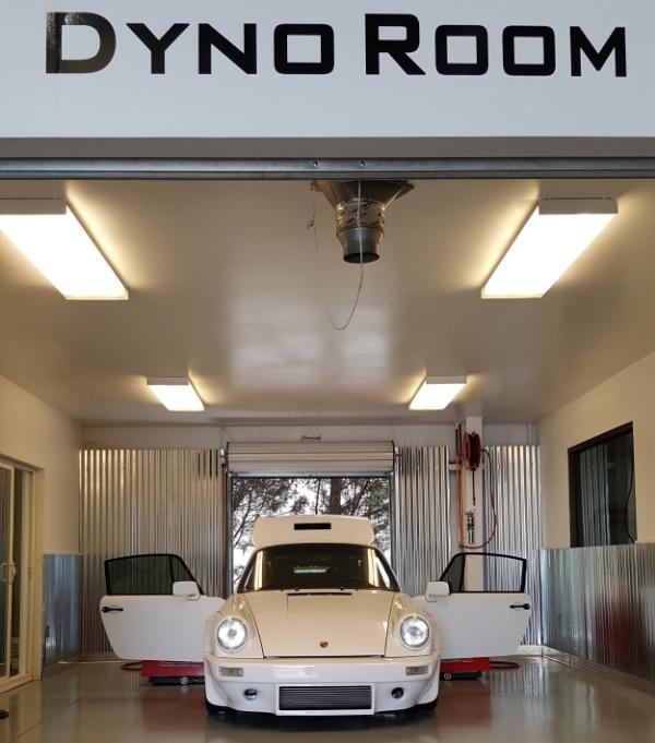 Motor Werks Racing Porsche Dyno Tuning