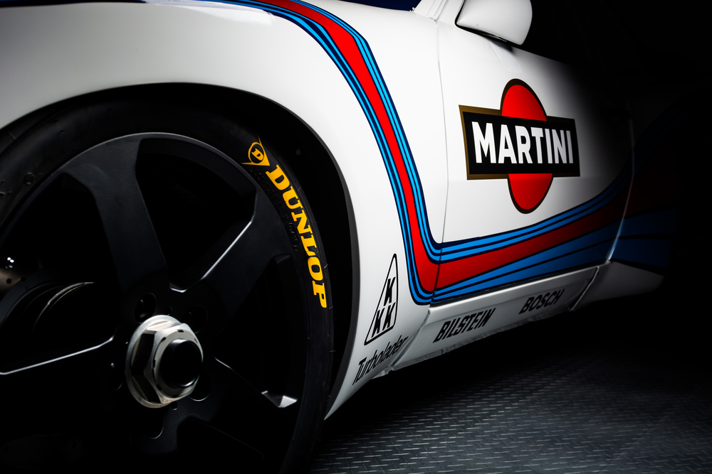 Motor Werks Racing Porsche 924 Martini Tribute