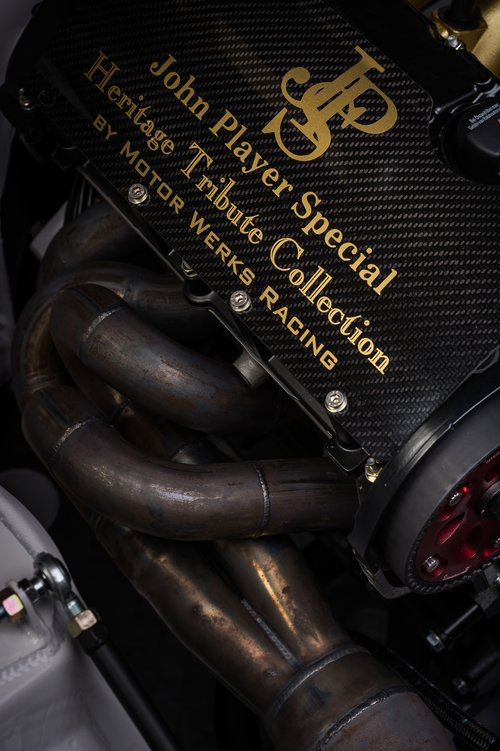 Motor Werks Racing Porsche Headers & Exhaust System