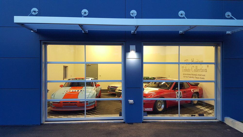 Motor Werks Racing Garages at Atlanta Motorsports Park