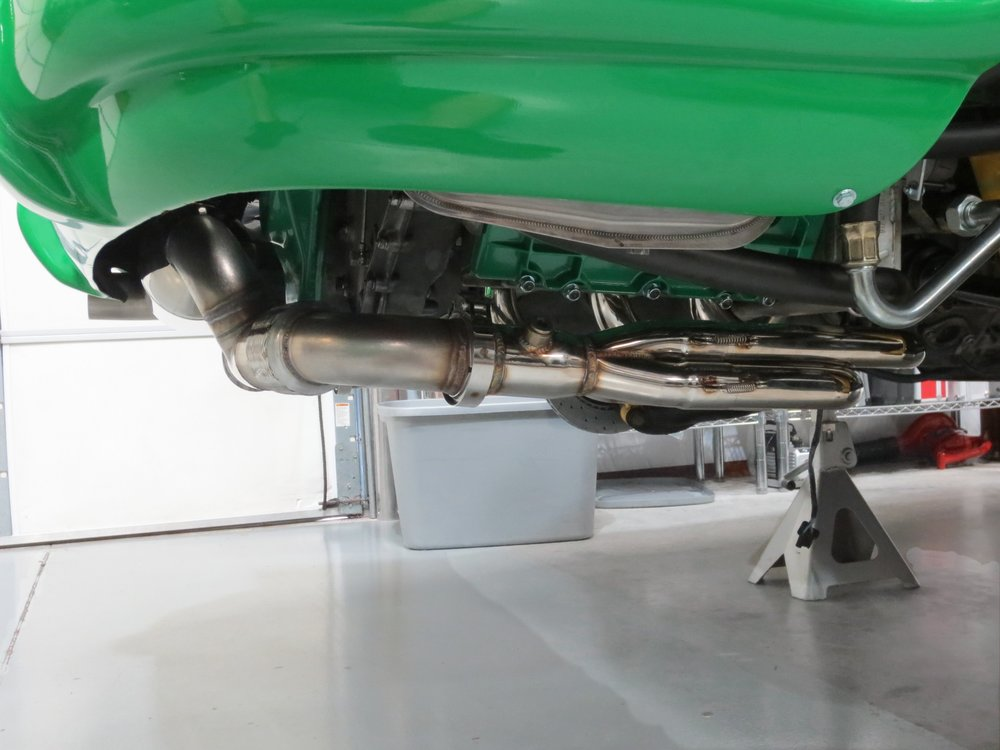 Motor Werks Racing Porsche 911 Headers & Exhasut