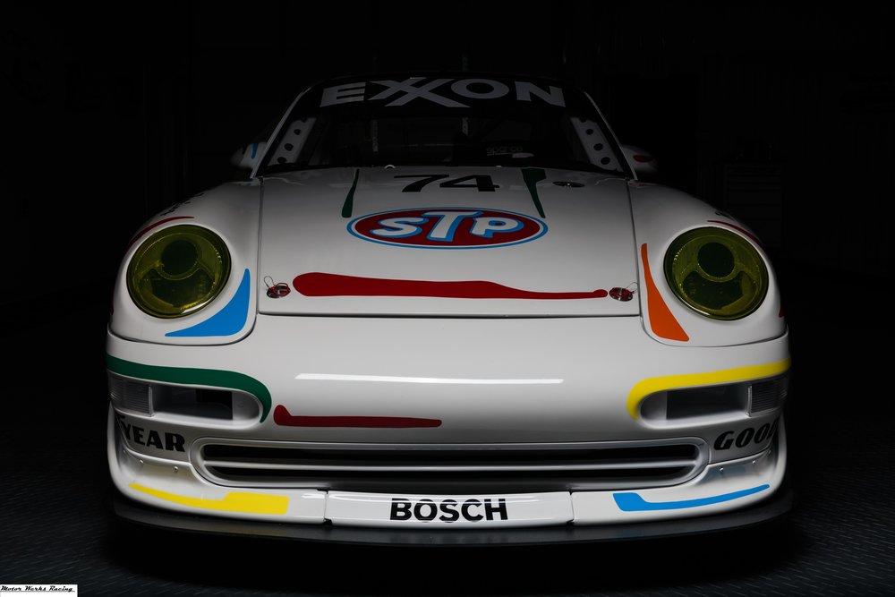 Motor Werks Racing STP Tribute